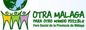 Convocatoria del Foro Social de la Provincia de Málaga