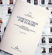 Constitución Europea (ya queda menos)